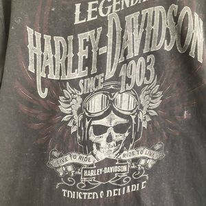 Harley Davidson Vintage Tee